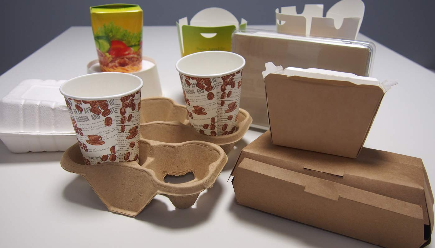 Productos compostables y biodegradables